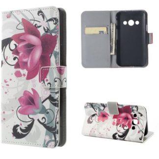 Plånboksfodral Samsung Xcover 3 (SM-G388F) – Lotus