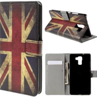 Plånboksfodral Huawei Honor 7 - Flagga UK