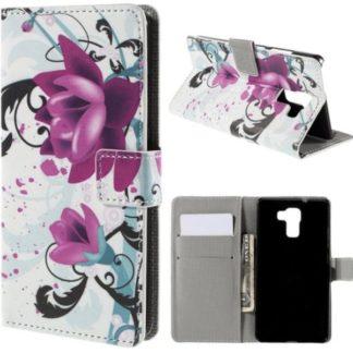 Plånboksfodral Huawei Honor 7 – Lotus
