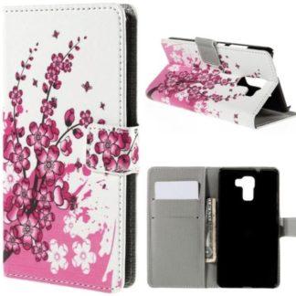 Plånboksfodral Huawei Honor 7 - Körsbärsblommor