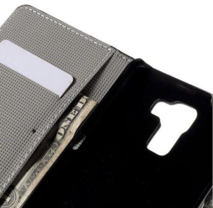 Plånboksfodral Huawei Honor 7 – Ugglor & Blommor