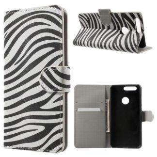 Plånboksfodral Huawei Honor 8 - Zebra