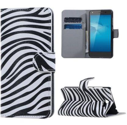 Plånboksfodral Huawei Y6 II Compact - Zebra