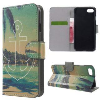 Plånboksfodral Apple Iphone 7 - Ankare