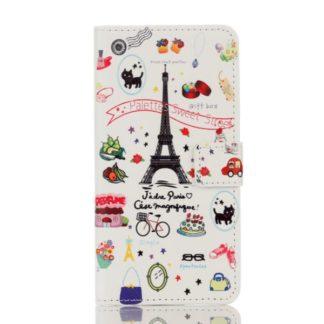 Plånboksfodral Huawei Honor 8 - Paris
