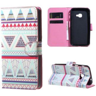 Plånboksfodral Samsung Xcover 4 / 4s - Aztek