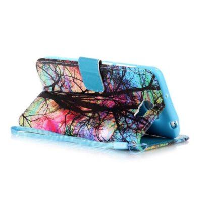 Plånboksfodral Huawei Y6 II Compact – Höst