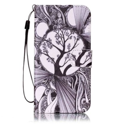 Plånboksfodral Huawei Y6 II Compact – Träd