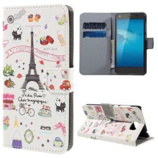 Plånboksfodral Huawei Y6 II Compact - Paris
