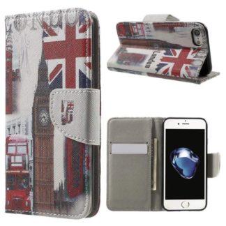 Plånboksfodral Apple Iphone 7 – London