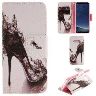 Plånboksfodral Samsung Galaxy S8 – Högklackad Sko
