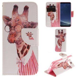 Plånboksfodral Samsung Galaxy S8 – Giraff