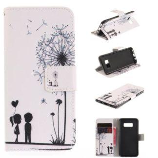 Plånboksfodral Samsung Galaxy S8 – Kärlek