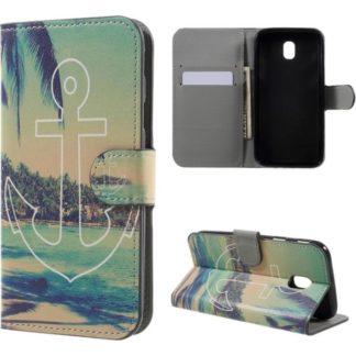 Plånboksfodral Samsung Galaxy J3 (2017) - Ankare