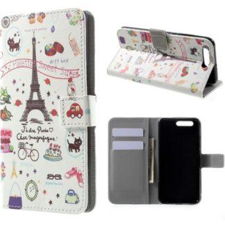Plånboksfodral Huawei Honor 9 - Paris