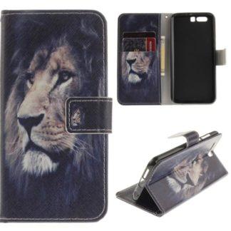 Plånboksfodral Huawei Honor 9 – Lejon