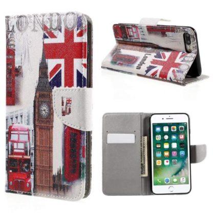 Plånboksfodral Apple iPhone 8 Plus – London