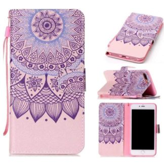 Plånboksfodral Apple iPhone 8 Plus – Blomma