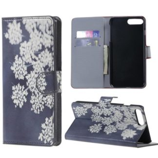 Plånboksfodral Apple iPhone 8 Plus – Små Blommor