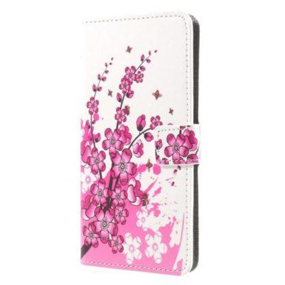 Plånboksfodral Huawei Mate 10 Pro - Körsbärsblommor
