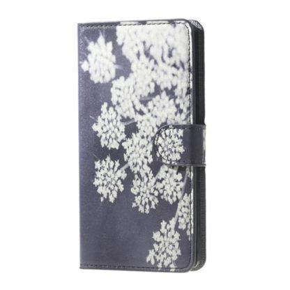 Plånboksfodral Huawei Y6 2017 – Små Blommor