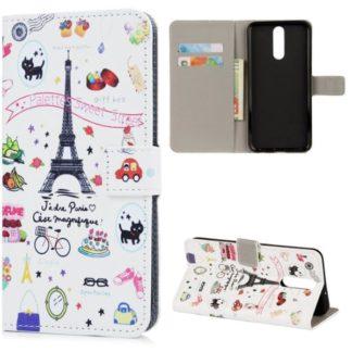 Plånboksfodral Huawei Mate 10 Lite - Paris