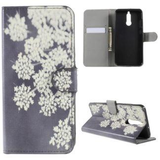 Plånboksfodral Huawei Mate 10 Lite – Små Blommor