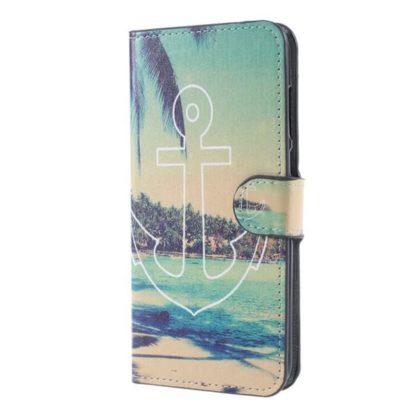 Plånboksfodral Huawei Mate 10 Lite - Ankare