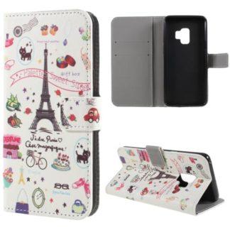 Plånboksfodral Samsung Galaxy S9 - Paris