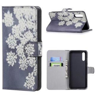 Plånboksfodral Huawei P20 – Små Blommor