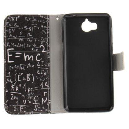 Plånboksfodral Huawei Y6 2017 - Matematiska Formler