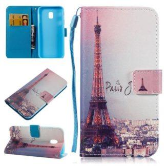 Plånboksfodral Samsung Galaxy J3 2017 – Paris Je T'aime