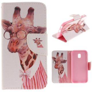 Plånboksfodral Samsung Galaxy J3 2017 – Giraff