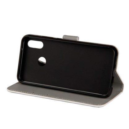 Plånboksfodral Huawei P20 Lite - Körsbärsblommor