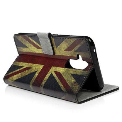 Plånboksfodral Huawei Mate 20 Lite - Flagga UK