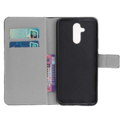 Plånboksfodral Huawei Mate 20 Lite - Ugglor På Kalas