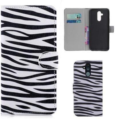 Plånboksfodral Huawei Mate 20 Lite - Zebra