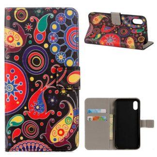 Plånboksfodral Apple iPhone XR - Jellyfish