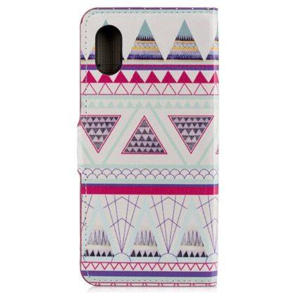 Plånboksfodral Apple iPhone XR - Aztek