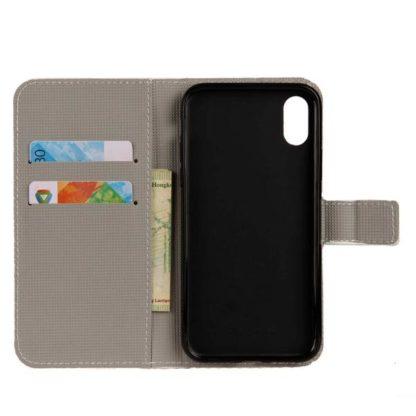 Plånboksfodral Apple iPhone XR - Paris