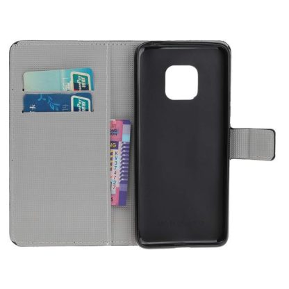 Plånboksfodral Huawei Mate 20 Pro - Jellyfish