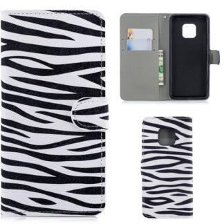 Plånboksfodral Huawei Mate 20 Pro - Zebra