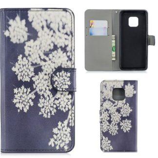 Plånboksfodral Huawei Mate 20 Pro - Små Blommor
