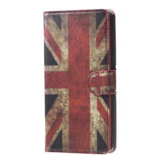 Plånboksfodral Samsung Galaxy J6 Plus - Flagga UK