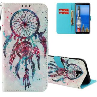 Plånboksfodral Samsung Galaxy J6 Plus – Drömfångare