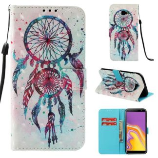 Plånboksfodral Samsung Galaxy J4 Plus – Drömfångare