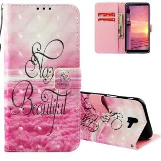 Plånboksfodral Samsung Galaxy J6 Plus – Stay Beautiful