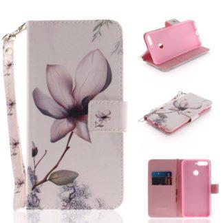 Plånboksfodral Huawei Y6 2018 – Magnolia