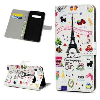 Plånboksfodral Samsung Galaxy S10 Plus - Paris