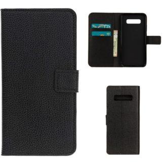 Plånboksfodral Samsung Galaxy S10 - Svart
